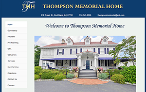 Thompson Memorial Home